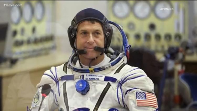 Atlanta native, NASA astronaut shares snapshots aboard International Space Station