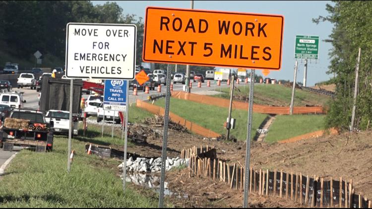 Commuter Dude: Flex lanes to close along Georgia 400