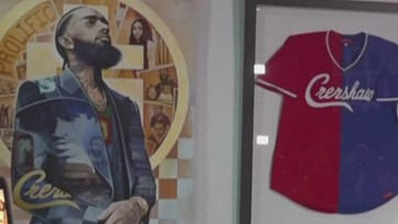 T.I. honors Nipsey Hussel with exhibit at Trap Music Museum