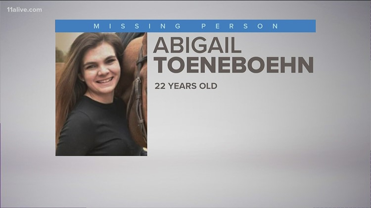 Cobb County horseback instructor missing, suspicious disappearance police say