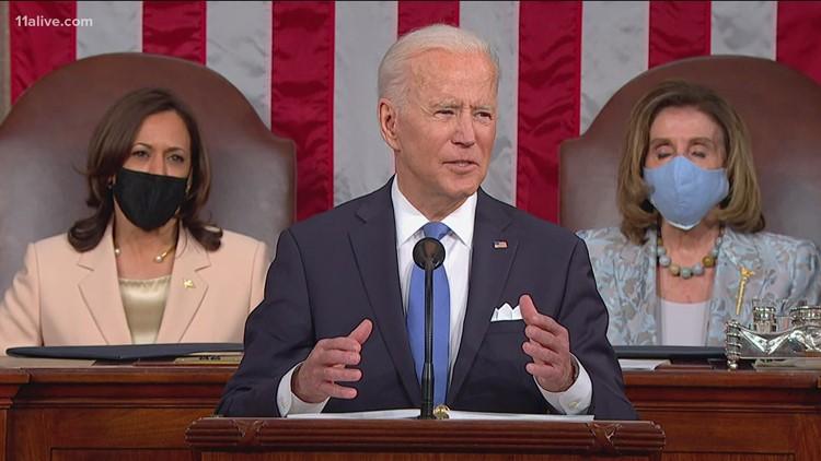 Biden to visit Georgia Thursday
