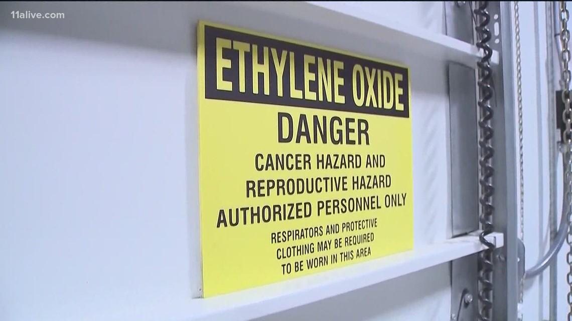 New ethylene oxide regulation signed into law by Gov. Kemp