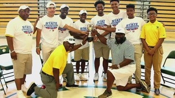 Drew Charter School Golf team on the way to Nationals,