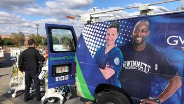 Gwinnett Technical College donates ventilators to area hospitals