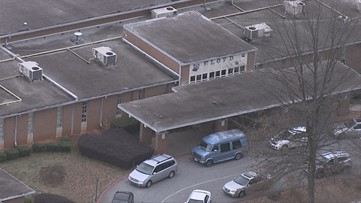 1 in custody after threat made against Cobb school