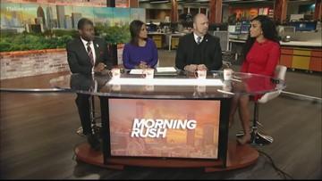 Morning Rush anchors discuss NFL Botham Jean PSA