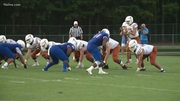 Team11 Game of Week: Peachtree Ridge vs. Lanier highlights