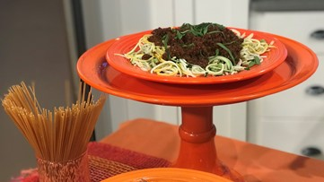 Noodle Recipes with Chef Nancy