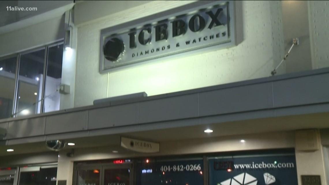 Suspects In Home Invasion Icebox Jewelry Store Burglary