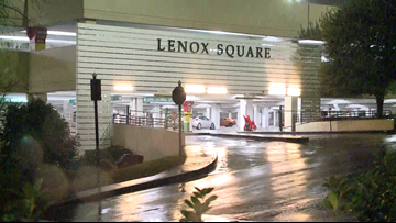 Shoplifters accused of taking advantage of Lenox Mall shooting chaos