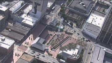 Plans for redevelopment of Underground Atlanta