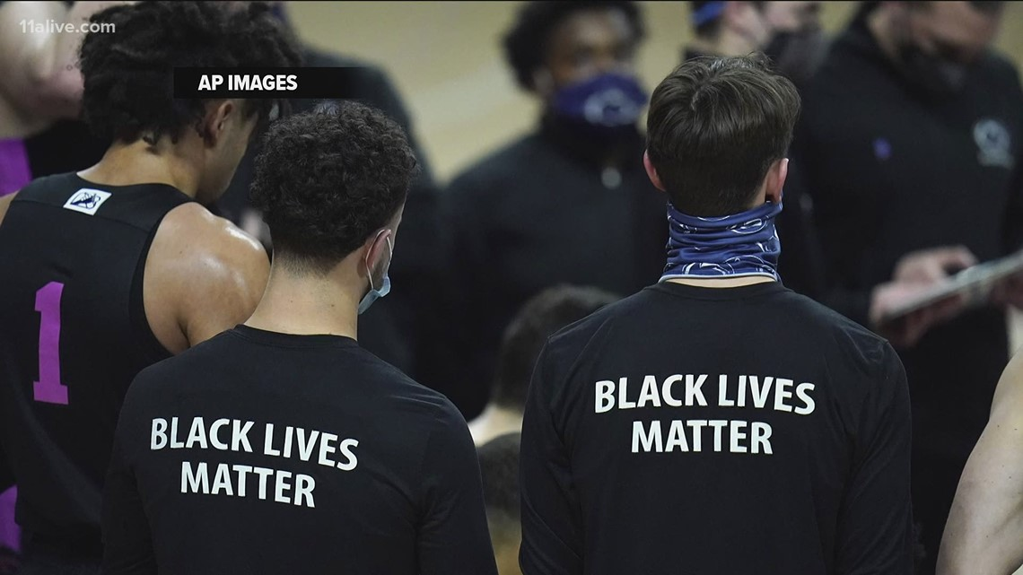 Olympics will not allow 'Black Lives Matter' apparel