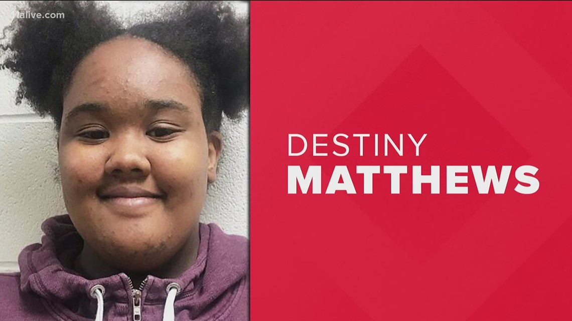 Teen missing from Missouri could be in metro Atlanta