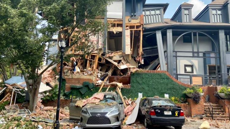 All residents must move out of Dunwoody complex where explosion happened by end of October
