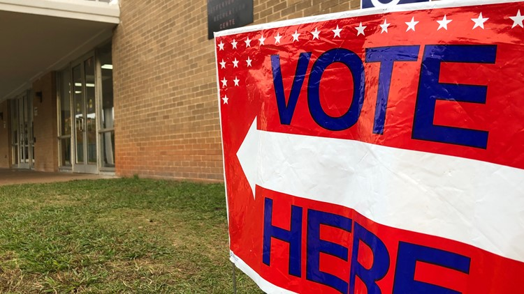 City runoffs, state House special election in Georgia
