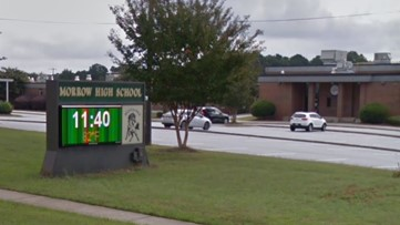 Threat to Morrow High School under investigation by Clayton County schools