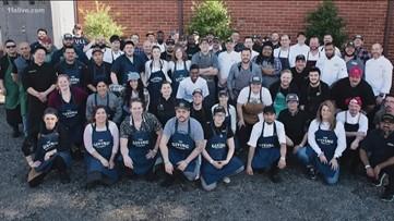 Atlanta's Giving Kitchen receives James Beard Award
