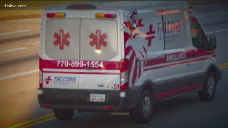 Stolen ambulance recovered in East Point