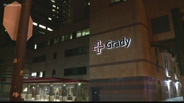 Grady Hospital to resume accepting some patients as flood damage repairs continue