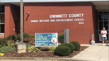 Gwinnett County gets ready to clear the shelter