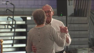 Moonlight Sonata: Seniors learn you're never too old for prom