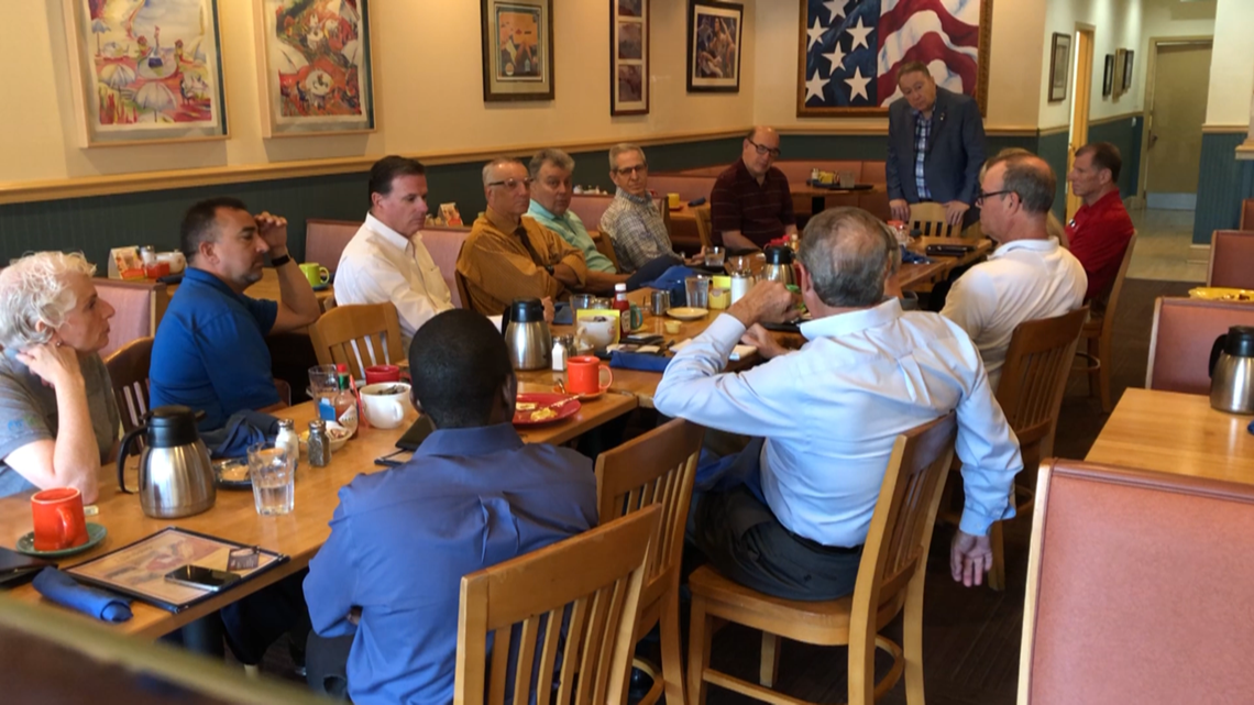 East Cobb event offers weekly networking opportunity