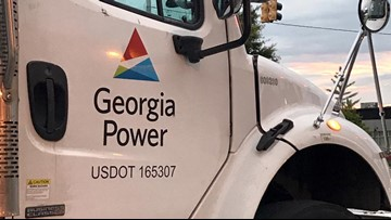 Georgia Power loses power in parts of Buckhead early Saturday