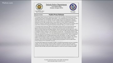 Duluth Police won't make arrest for misdemeanor pot | Here's why