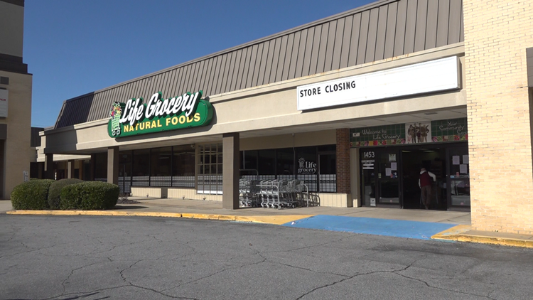 Life Grocery closing after more than 40 years in business