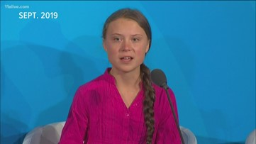 TIME names Greta Thunberg as Person of the Year 2019