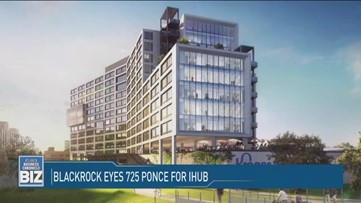 BlackRock Inc. eyes 725 Ponce for iHub