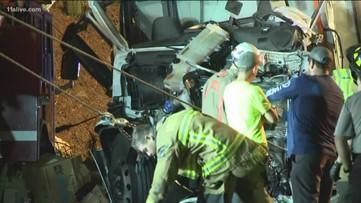 Deadly crash on I-20 kills tractor-trailer driver