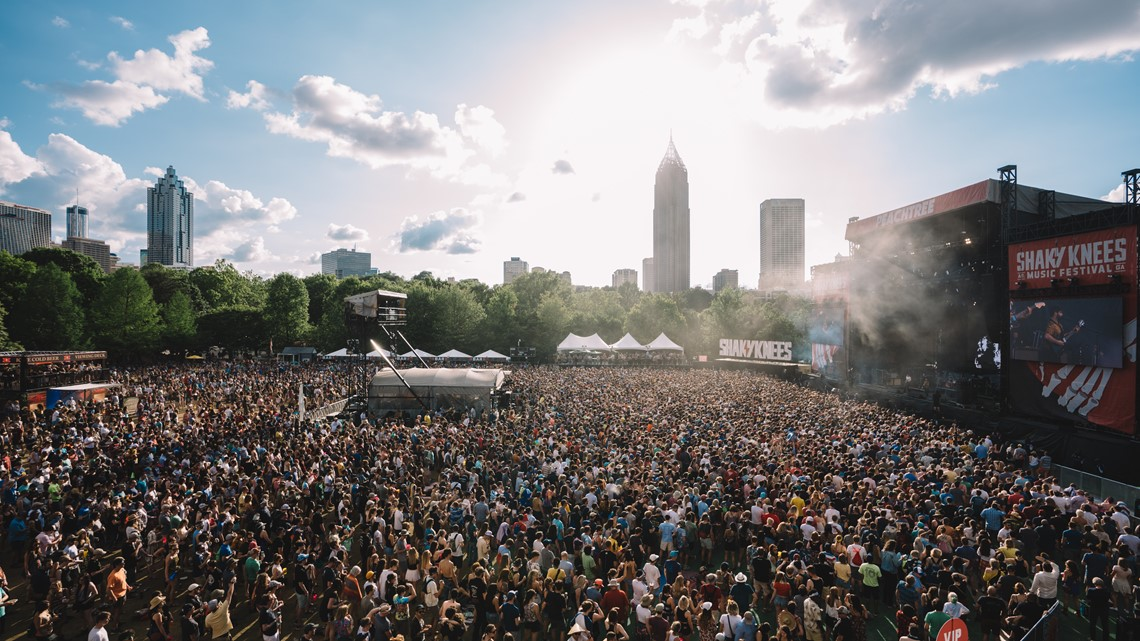 Shaky Knees 2020 Lineup Released