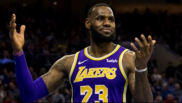 Want to see LeBron and the Lakers Sunday against the Hawks? You'll have to pay big bucks.