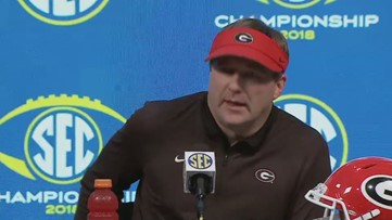 UGA's spot in the College Football Playoff rankings