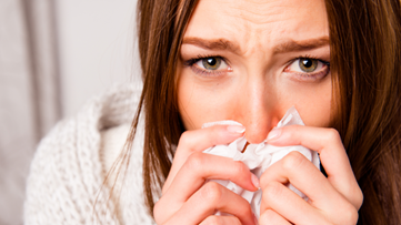 Why do we get summer colds?