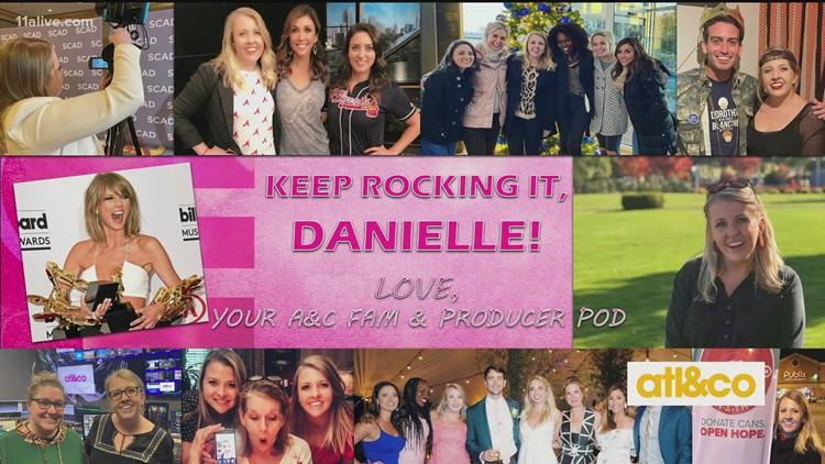 We'll Miss You, Danielle!