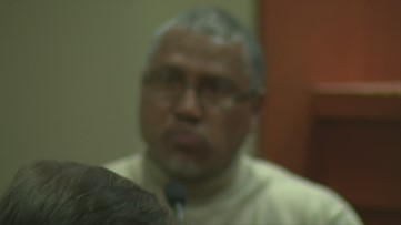 Father of Anthony Hill gives victim impact statement in Robert Olsen murder trial