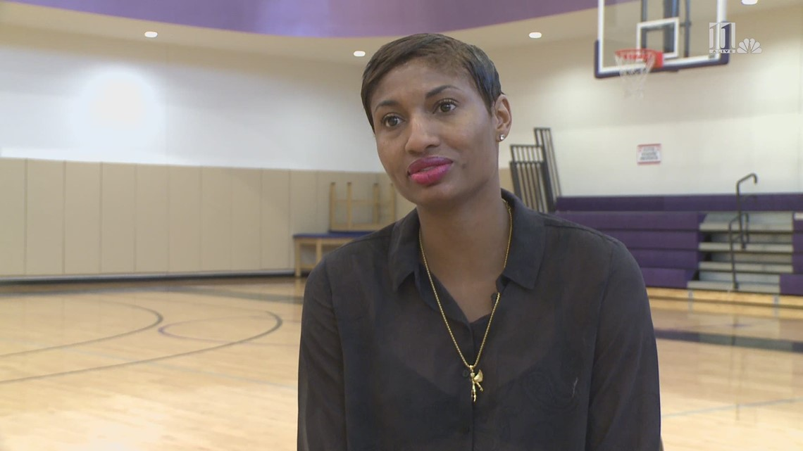 Angel McCoughtry is ready for the WNBA to be respected