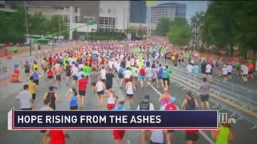 2018 AJC Peachtree Road Race: Start To Finish - Part 3