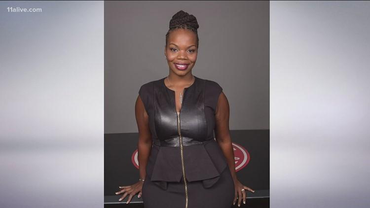 Atlanta Hawks Chief Marketing Officer Melissa Proctor breaking barriers for women