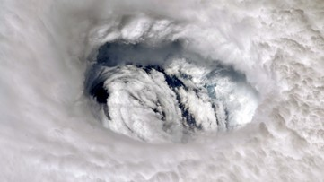 See how Hurricane Dorian looks from space