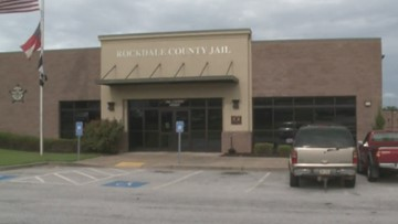 GBI investigating inmate death at Rockdale County Jail