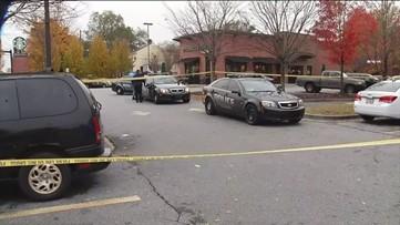 Woman shot near DeKalb County Starbucks, other restaurants