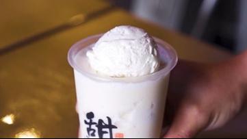 Love milkshakes? Try this  twist