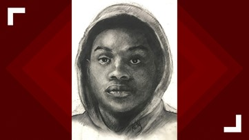 Do you recognize him? Sketch shows man who tried to carjack victim in Decatur