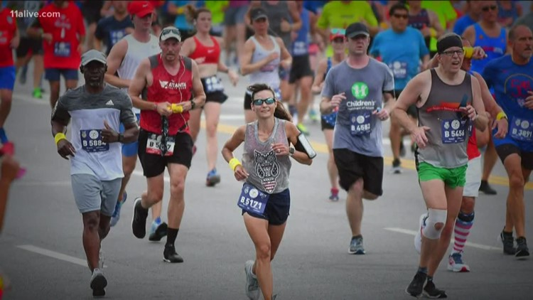 AJC Peachtree Road Race registration ends at midnight