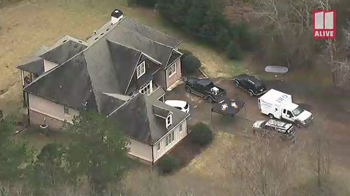 Mom charged with murder of 7-year-old in Morgan County