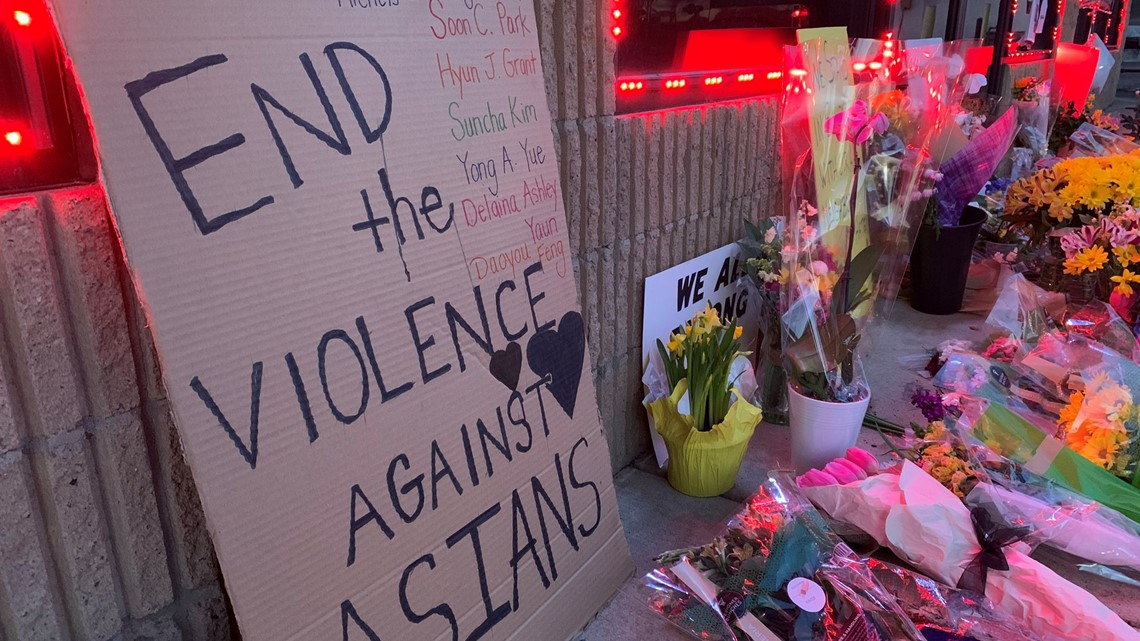 www.11alive.com: Atlanta spa shooting spur rallies, vigils and solidarity