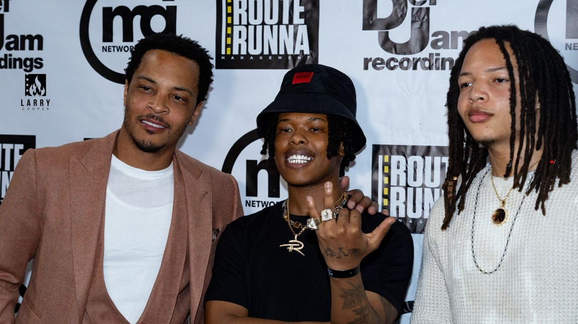 T.I., Nasty C make an appearance at Atlanta's Trap Music Museum
